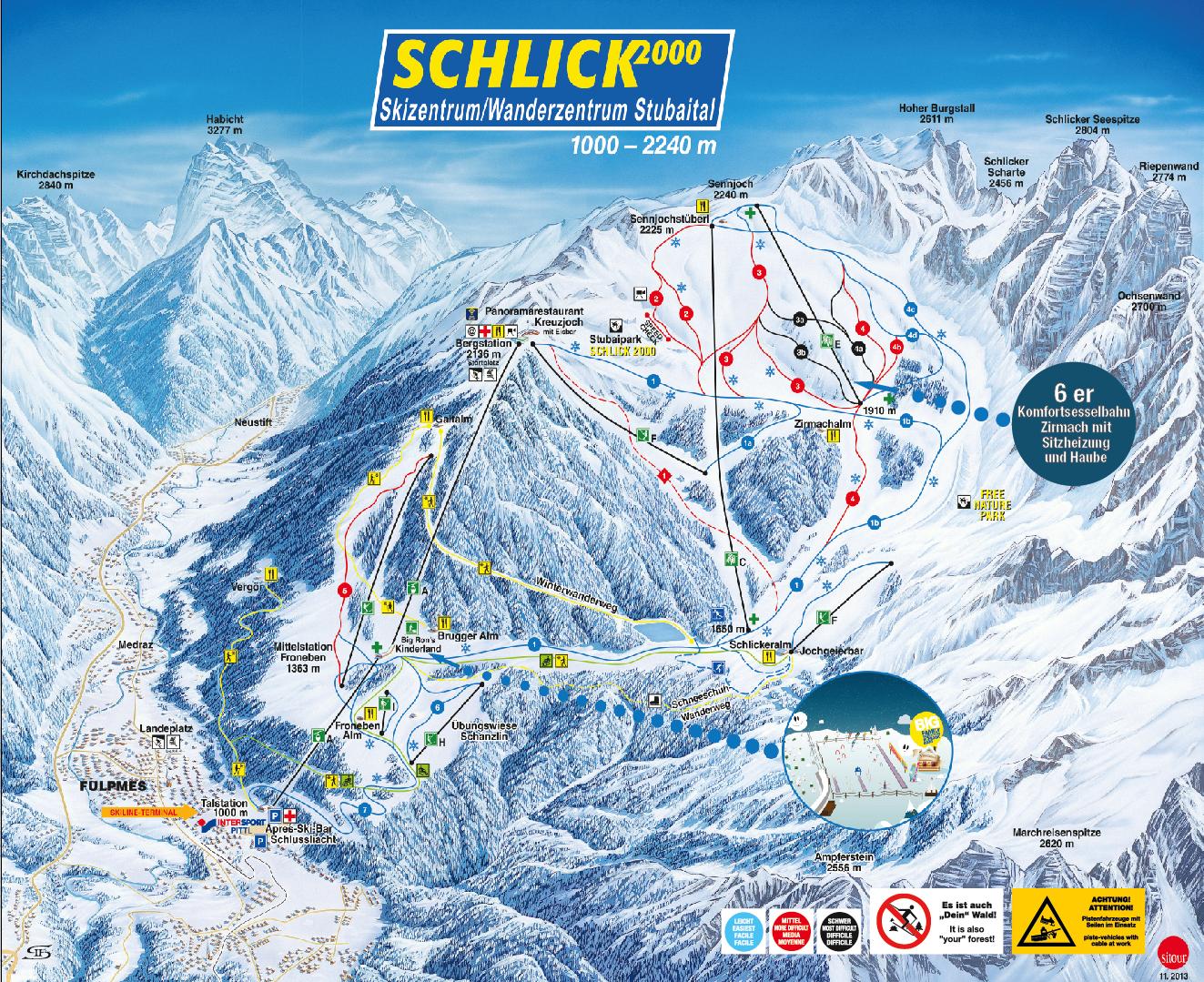 Panorama Schlick 2000